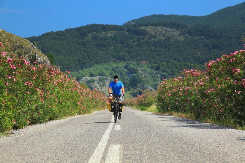 Gökova – Köyceğiz – Dalyan BisikletTuru
